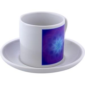 Tasse à thé Mandala de l'éveil des perceptions subtiles dans les relations
