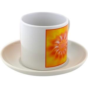 Tasse à thé Mandala pour mettre de l'ordre et du sens dans la vie