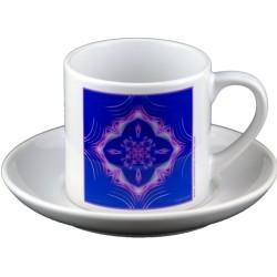 Tea cup Mandala of Patience