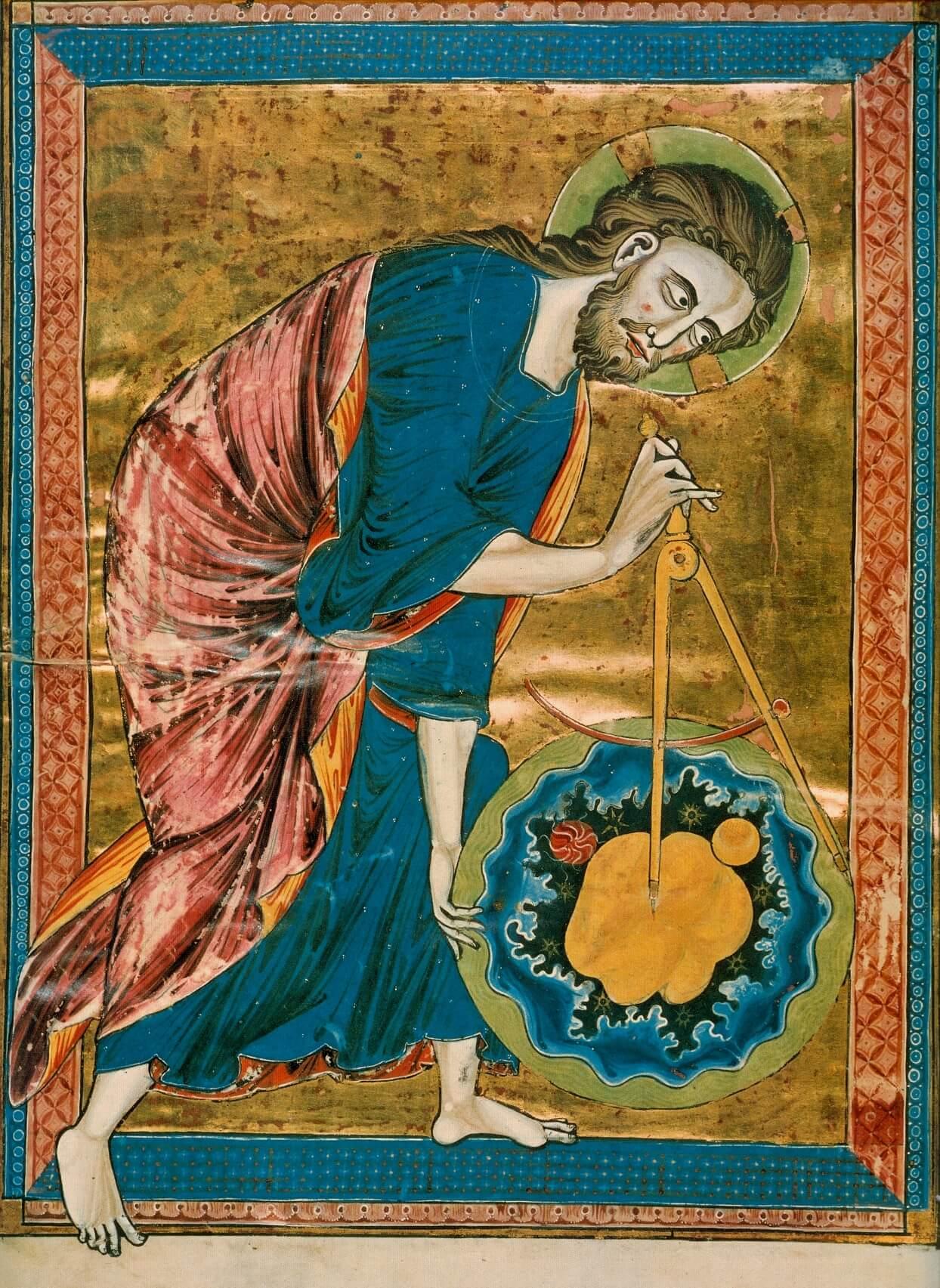 Le créateur de l'univers, Bible de Vienne