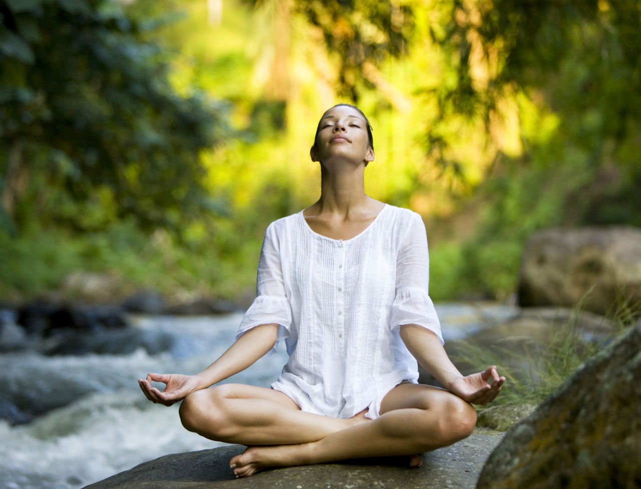 méditation Om Aum